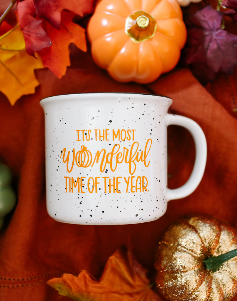 It's The Most Wonderful Time Of The Year | Mug - Rosalynne Love