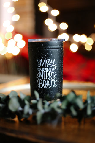 Merry & Bright | Tumbler - Rosalynne Love