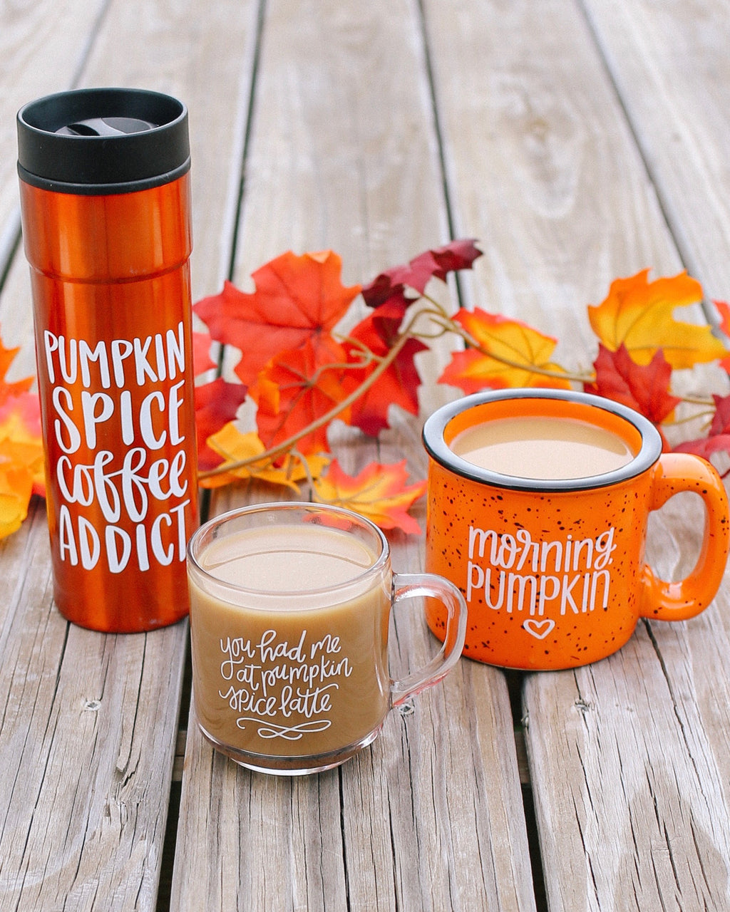 Fall Mug Bundle - Rosalynne Love