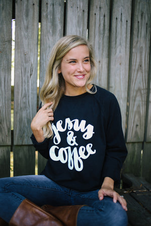 Jesus & Coffee | Long Sleeve - Rosalynne Love