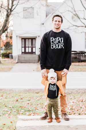 Papa Bear | Long Sleeve - Rosalynne Love
