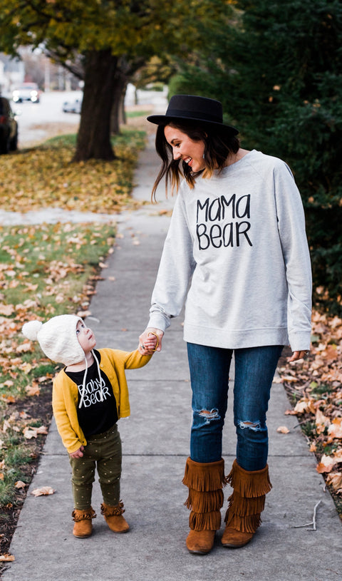 Mama Bear | Long Sleeve - Rosalynne Love