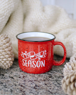 Tis The Season | Mug - Rosalynne Love
