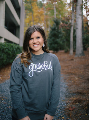 Grateful | Long Sleeve - Rosalynne Love