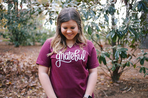 Grateful | Tee - Rosalynne Love