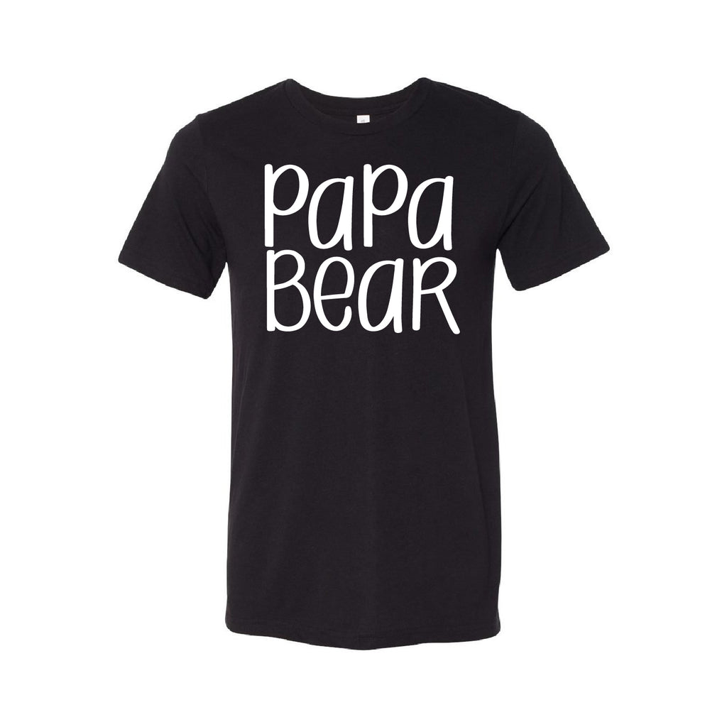 Papa Bear | Men's Tee - Rosalynne Love