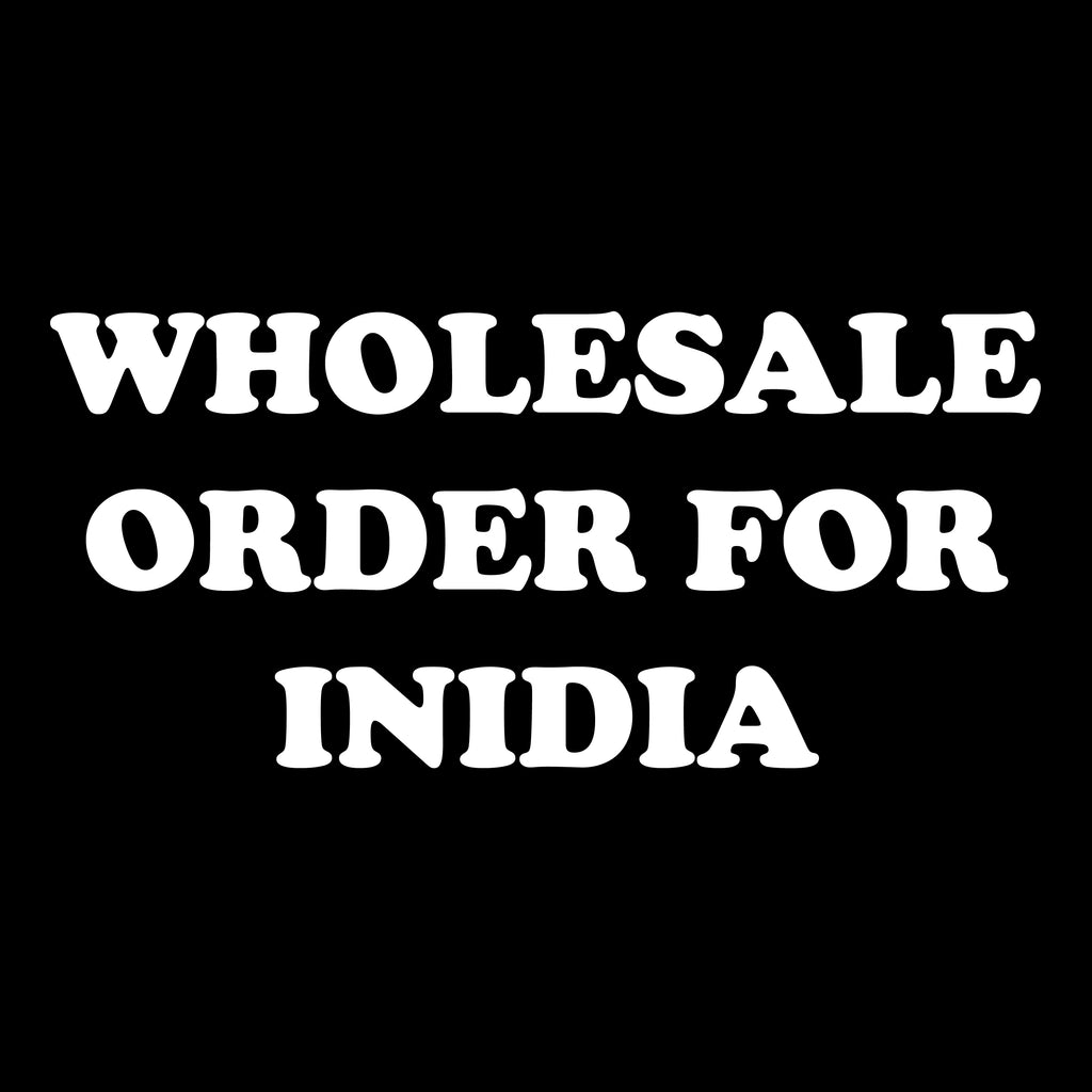 Wholesale Order For India - Rosalynne Love