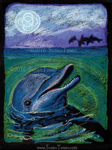 Animal Totem, Intuitive Art Reading