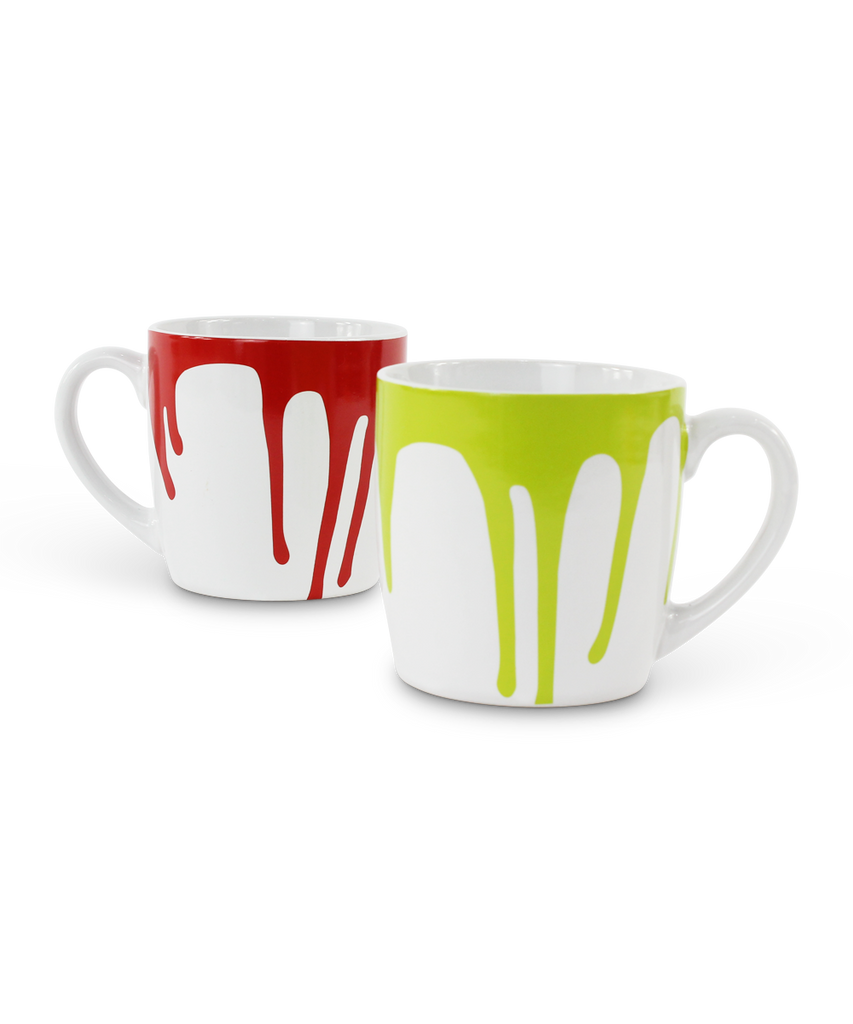 Paint drip series mug for MoMA Design Store