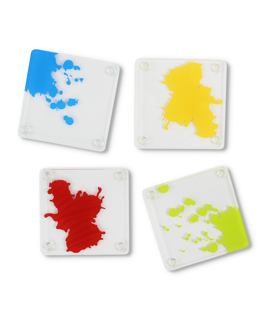 Drip Series Coaster Set for MoMA Design Store