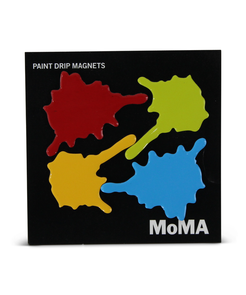 Paint Drip Magnet Set