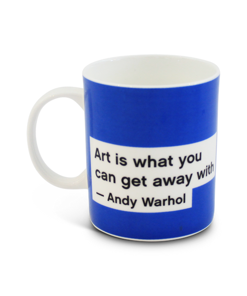 Bone China Mug x Andy Warhol