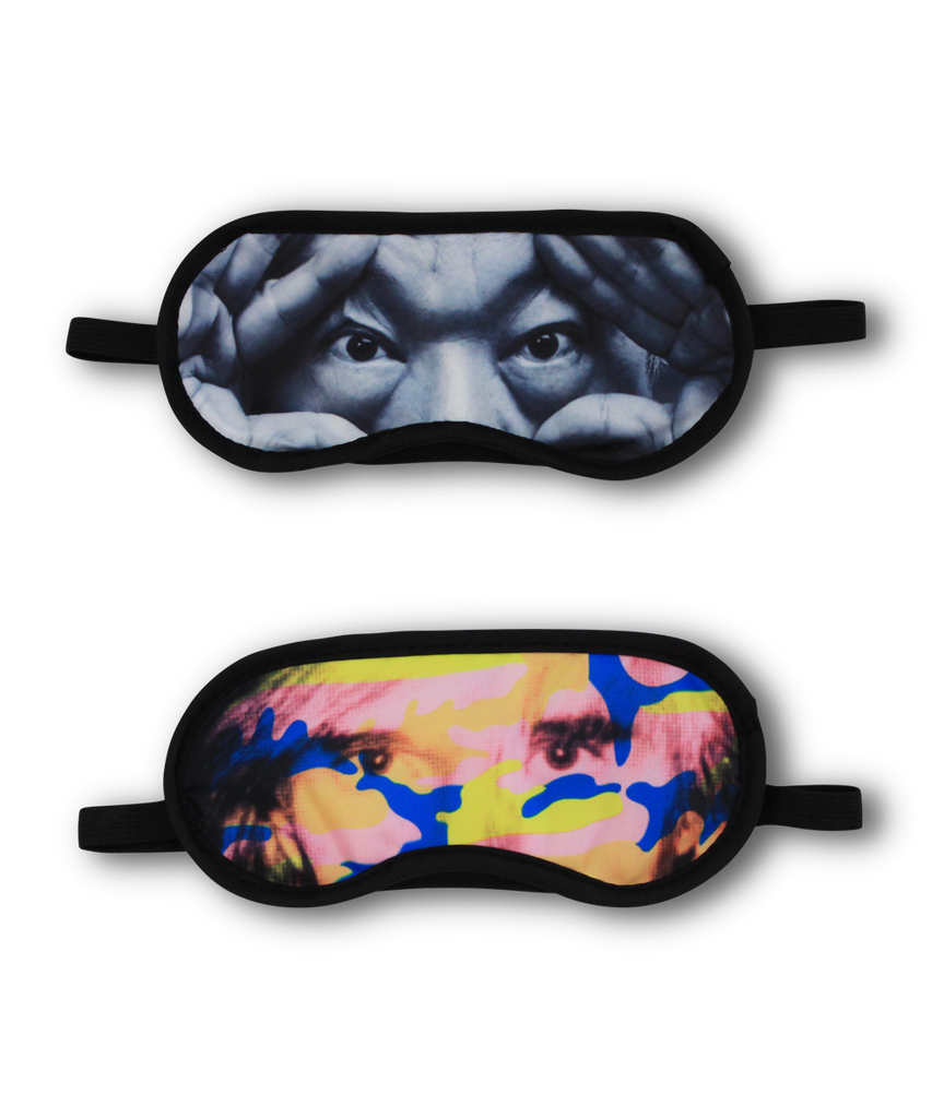 Eye Mask x Andy Warhol/Ai Weiwei