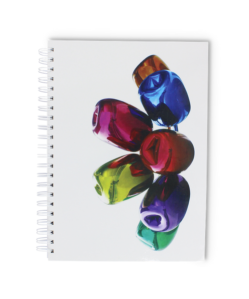 Spiral Notebook x Jeff Koons