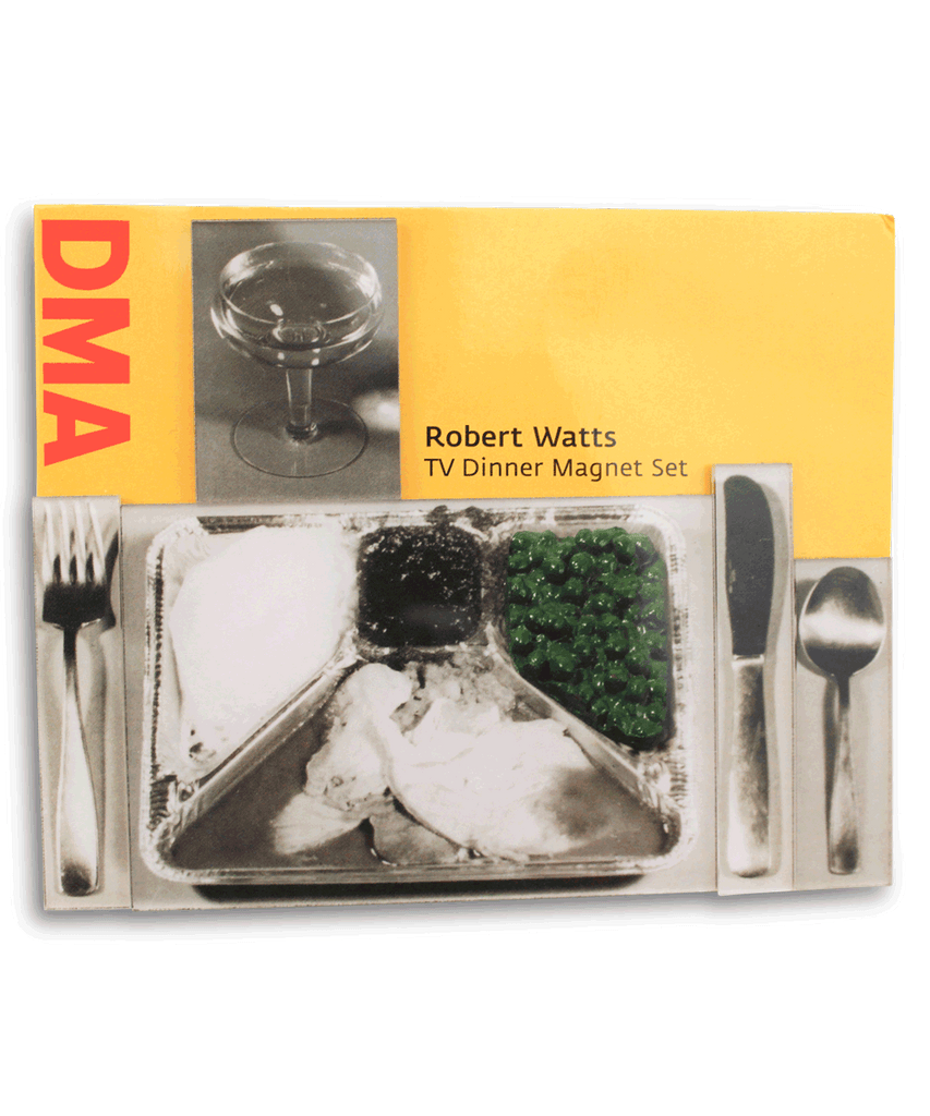 TV Dinner Magnets x Robert Watts