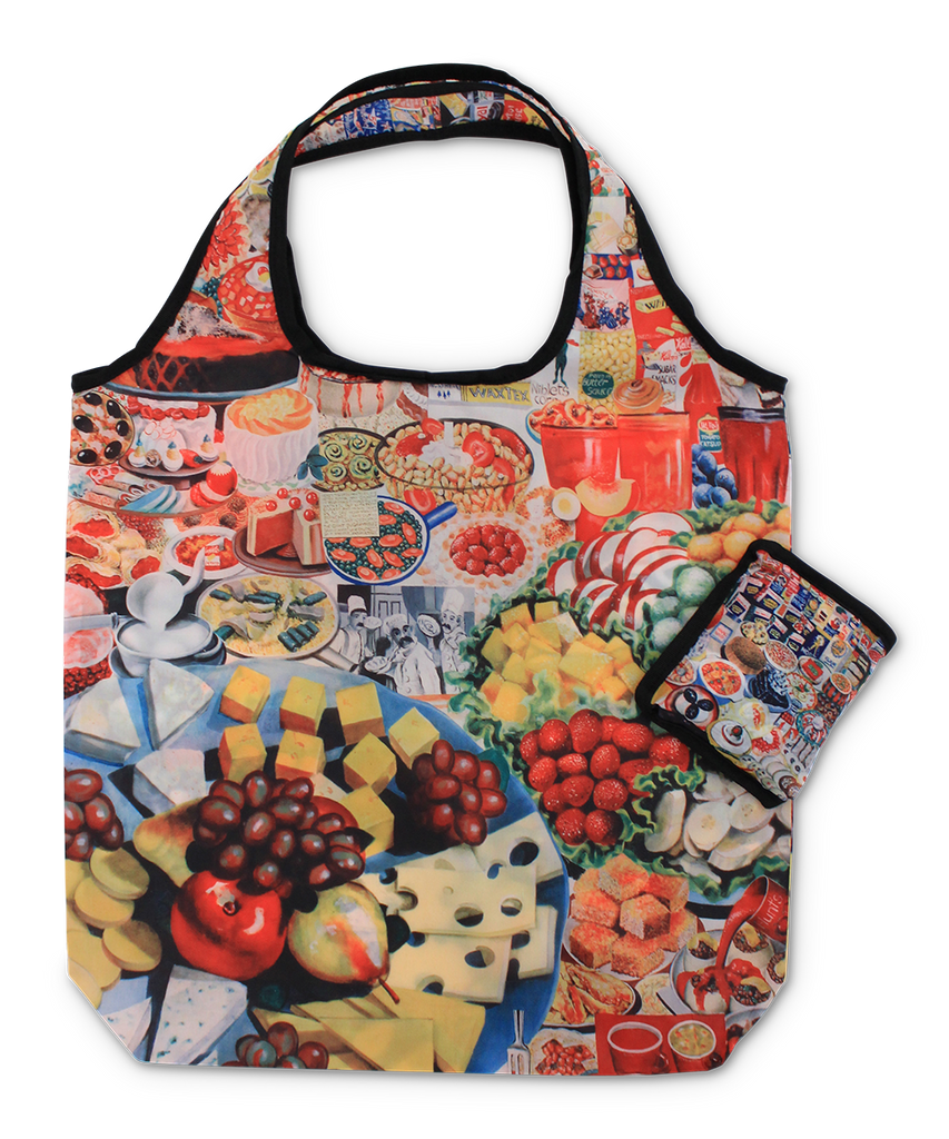 Erro Foodscape Tote Bag