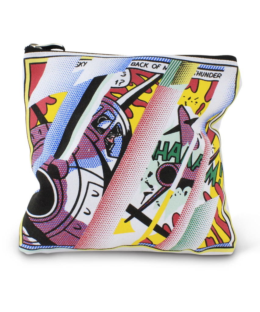 Roy Lichtenstein Clutch