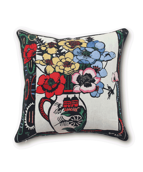 Linen Cushion Cover x Margaret Preston
