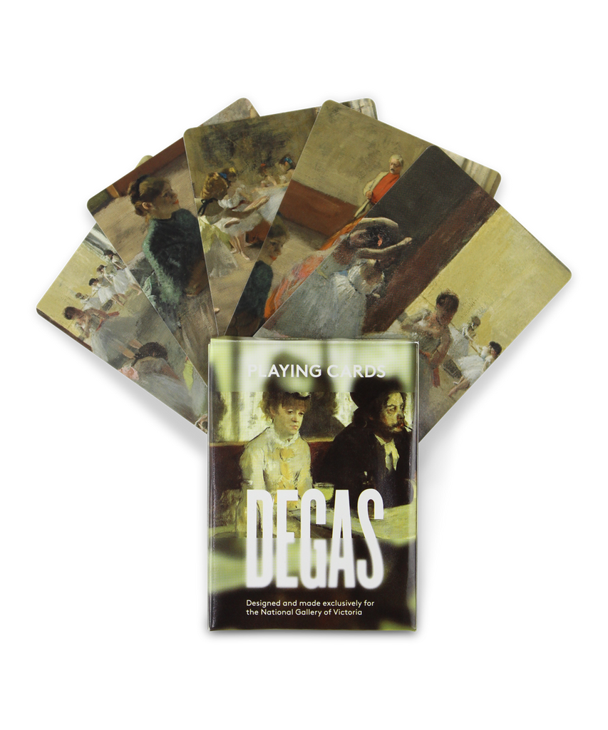 Playing Cards X Degas