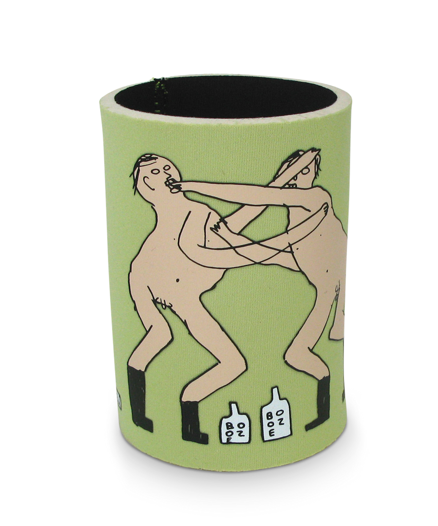 David Shrigley Stubby Holder