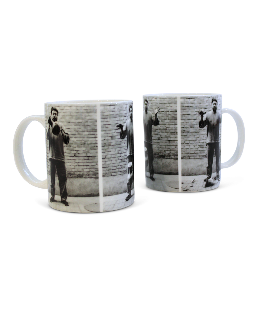 Ai Weiwei Bone China Mug