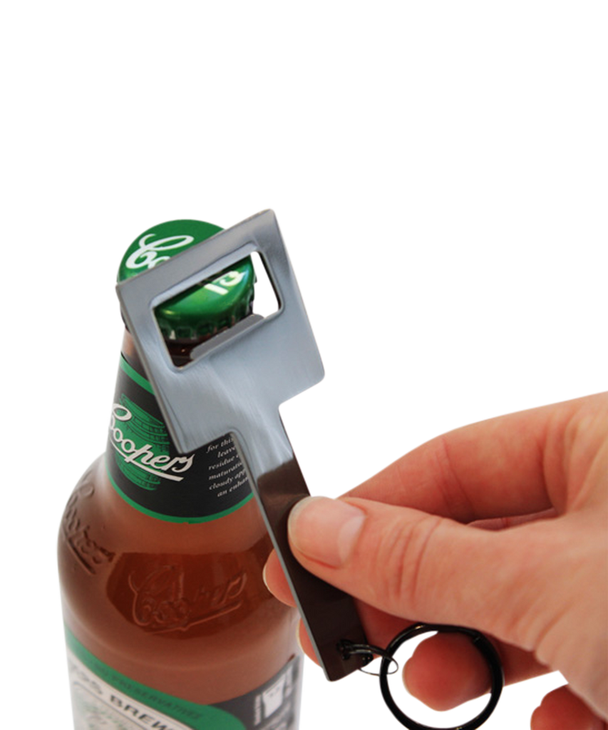 Ned Kelly Bottle Opener