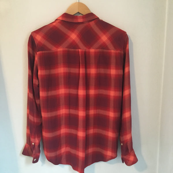 Gap x Pendleton Plaid Button-Down