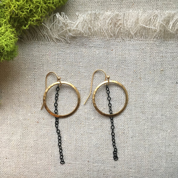 Amara Moonchain Earrings