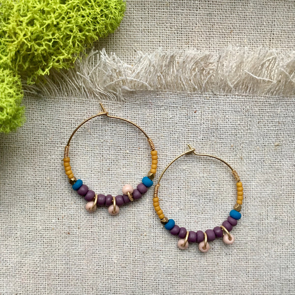 Amara Indian Summer Earrings