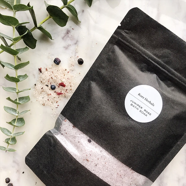 Kore Herbal Alchemy Bath Salts