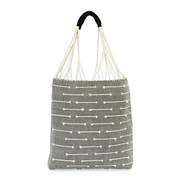 Apolonia Tote - Natural Floating Fringe