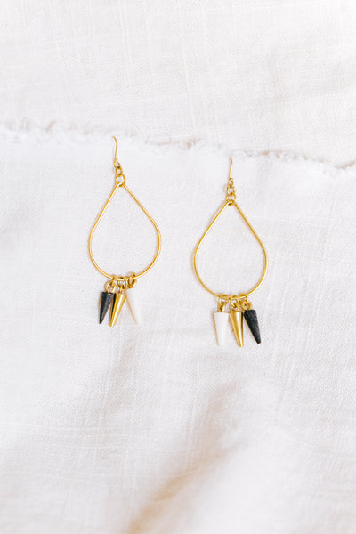 Lia Teardrop earrings