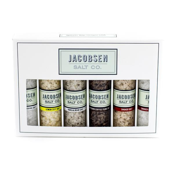 Jacobsen Salt Gift Sampler Set