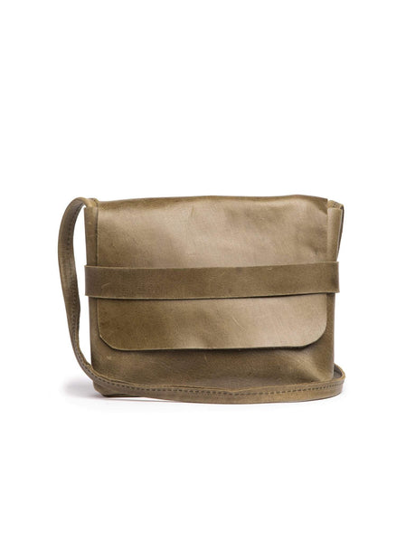 Mare Small Crossbody Bag - Olive