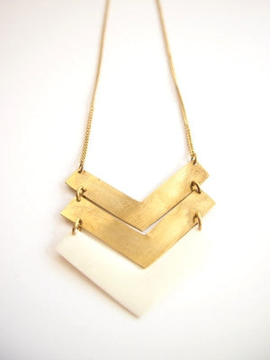 Triad Necklace