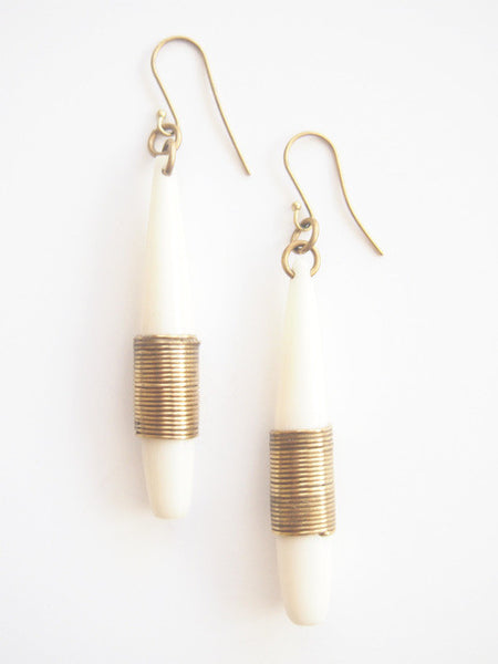 Coil Earrings