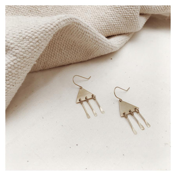 Zuwa Earrings