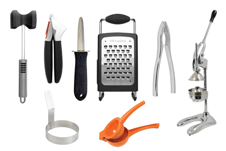 Food Prepping Tools