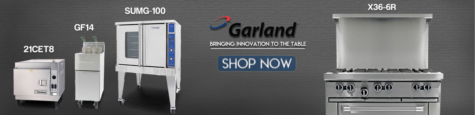 Garland food equipment