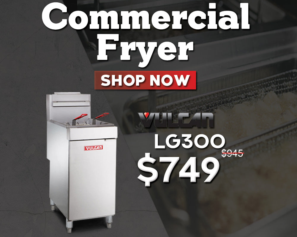 vulcan LG300 fryer on sale