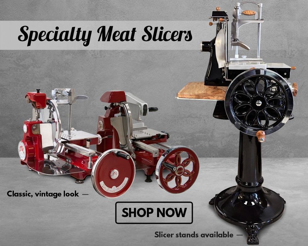specialty meat slicer