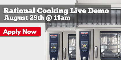 Rational Cooking Demo