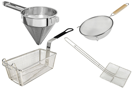 Baskets, Strainers & Skimmers