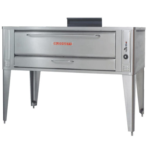 Blodgett 1060 Natural Gas Single Deck Pizza Oven - 85,000 Btu - Nella Cutlery Toronto