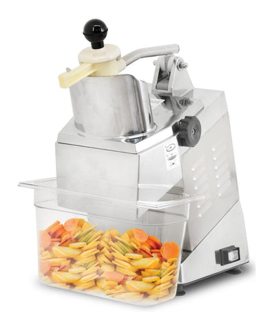 "Nella Heavy-Duty Food Processor With 6"" Opening - 10927"