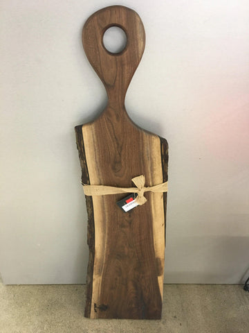 "Nella 10"" x 42"" Large Handcrafted Charcuterie Board"