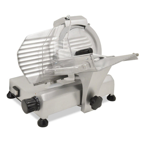 "Nella 8"" Meat Slicer 0.20 hp - 195S - 13607"