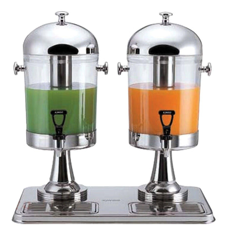 NELLA 19479 DOUBLE ICE COOLED JUICE DISPENSER