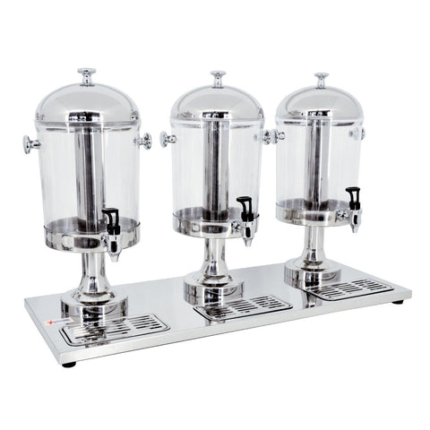 NELLA 19480 TRIPLE ICE COOLED JUICE DISPENSER