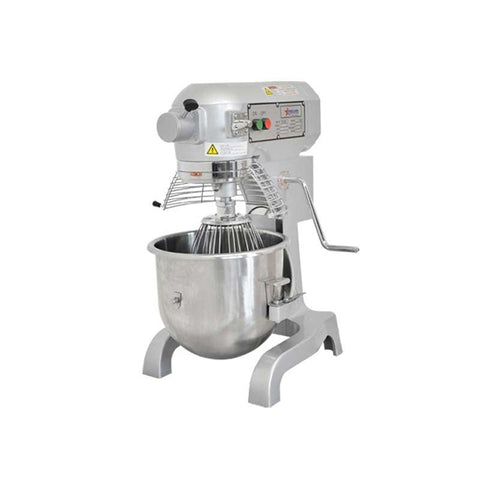 NELLA 20442 30 QUART GEAR DRIVEN COMMERCIAL PLANETARY FLOOR MIXER